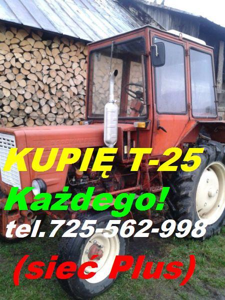 Kupię Ursusa C-330 2812 3512 330M C-325 C-328 C4011 C355 C360 C-360 3p C-385 C-902 C-912 C-914 1224 1614 Zetora 5011 5211 5230 5340 6011 6211 7011 7211 7245 MTZ82 MTZ80 Pronar Belarus Władymirca t-25 MF135 MF235 MF255 Fiata Forda i inne modele mogą być do