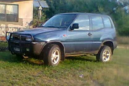 Ford Maverick 1995 r,Poj.2,7