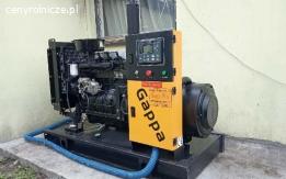 Agregat prądotwórczy GAPPA 75 kw 100 kw 120 kw 150 kw 200 kw avr szr
