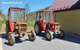 Ciągnik rolniczy traktor URSUS C330 dwie sztuki 100% SPRAWNE
