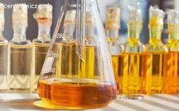 Glikol, gliceryna, estry metylowe, makuchy, śruta, oleje