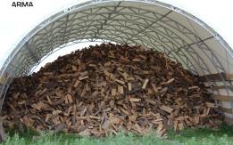 hala tunelowa konstrukcja stalowa 15x60 agrohala słoma siano zadaszenie
