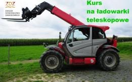Kurs na wózki widłowe wózek z egzaminem UDT Czarnków