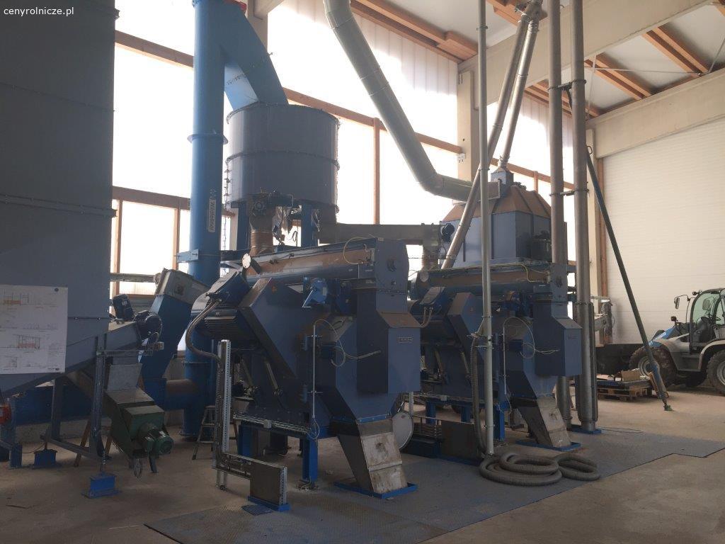 Wybitny Ogłoszenia - Inne maszyny i pojazdy - Linia do produkcji pelletu JO11