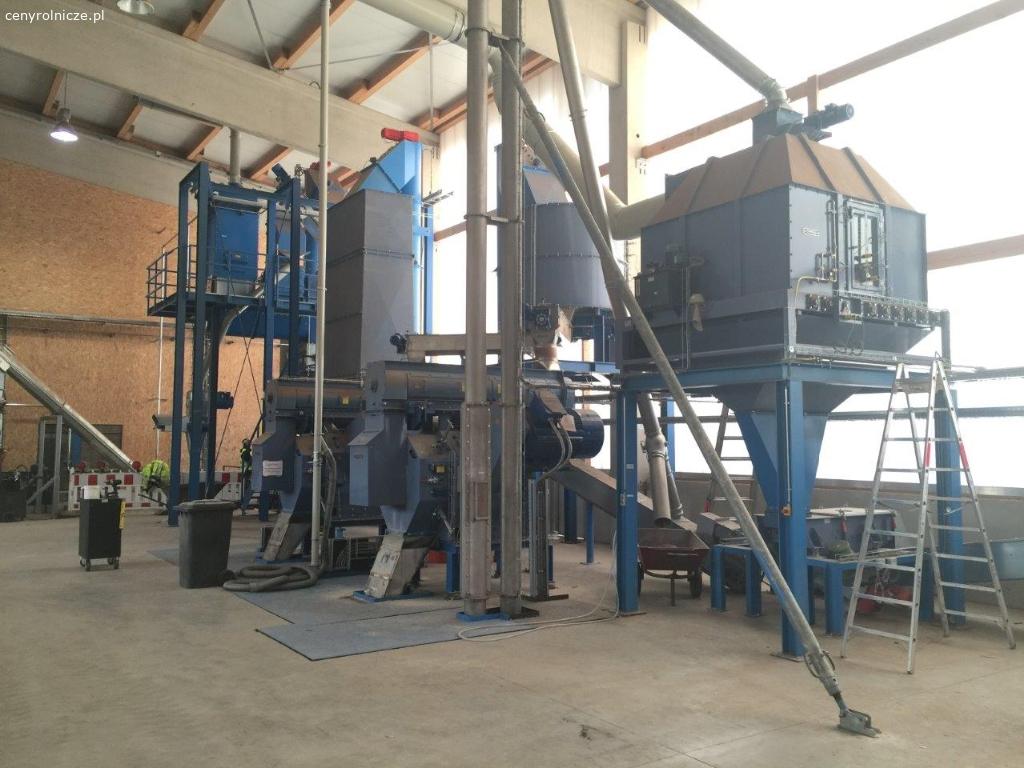 Groovy Ogłoszenia - Inne maszyny i pojazdy - Linia do produkcji pelletu MB05