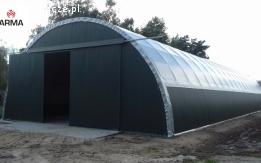 magazyn garaż wiata tunel rolniczy 15x32