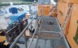 Mobilny serwis klimatyzacji maszyny rolnicze poznań