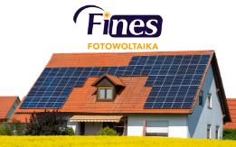 FINES FOTOWOLTAIKA - Najlepsza instalacja fotowoltaiczna dla Twojego gospodarstwa