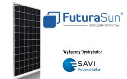 Panele FuturaSun 330M NEXT - gwarancja producenta do 20lat