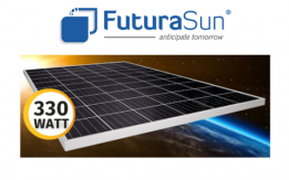 Panele FuturaSun 330M NEXT - gwarancja producenta do 20lat