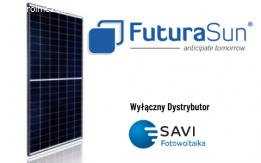 Panele FuturaSun 350M ZEBRA z gwarancją producenta do 20 lat