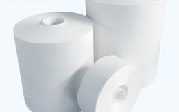 Papier do higieny wymion nieperforowany suchy chusteczki 1000 arkuszy,  210 *240mm
