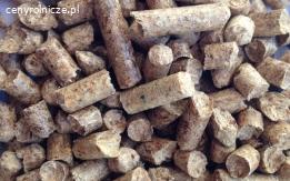 pellet drzewny 6-8mm sosnowy