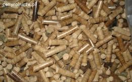 Pellet drzewny, brykiet drzewny z dostawą GRATIS od 1 tony