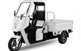 Pojazd elektryczny cargo 3-kołowy,  wywrotka, bez uprawnień