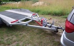 POMOC DROGOWA – Auto 6-osob. + laweta uchylna, holowanie, usługi transportowe - Wielkopolska