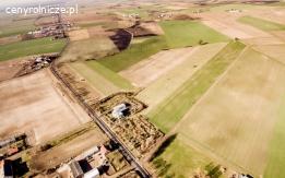 Ponad 15 ha ziemi w okolicach Wrześni z możliwością dokupienia domu