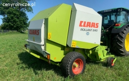 Prasa walcowa CLAAS Rollant 240