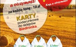 Promocja Jesienna - Nawozów Lider