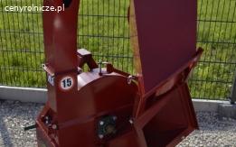 Rębak tarczowy R 13 Demarol Nowy, Gwarancja, Serwis, Transport