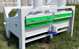 Separator sitowy BISS 100 t/h, wialnia Czyszczalnia zboża , jak Petkus