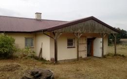 Siedlisko, dom i prawie 6ha ziemi w Zaborowie Starym k. Gostynina