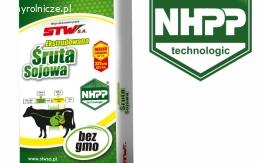 Śruta sojowa EKSTRUDOWANA non GMO