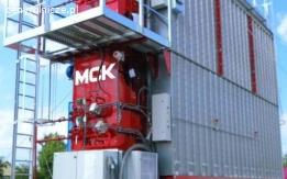 Suszarnia do zboża MSK 20-120 t/h