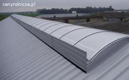 Świetlik dachowy uchylny