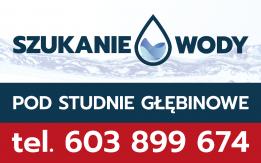 Szukanie wody pod wiercenie studni głębinowych