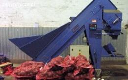 Ukraina. Ziemniaki 0,25 zl/kg, kapusta 0,40 zl/kg biala, czerwona,kwaszona.Grunty rolne pod warzywa