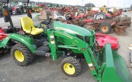 używane mini traktory rolnicze ładowarka 4x4 na sprzedaż dobra cena