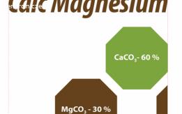 Wapno granulowane kredowe oraz magnezowe