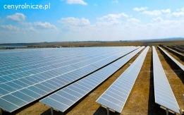 Wydzierżawimy grunt pod budowę elektrowni fotowoltaicznej (panele fotowoltaiczne).