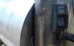 Zbiornik do mleka JAPY