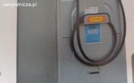 Zbiornik  dwupłaszczowy CEMO UNI-TANK Premium1000 L do ON