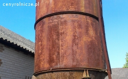 zbiornik na zboże 12 ton